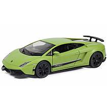 Модель легкового автомобиля - Lamborghini GALLARDO LP570-4 SUPERLEGGERA (матовая серия) , Uni Fortune (554998M(A))