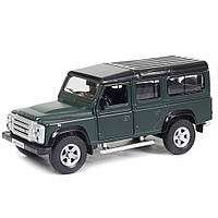 Модель легкового автомобиля - Land Rover Defender (матовая серия) , Uni-Fortune (554006M(C))