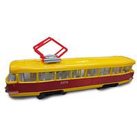 Модель Городской трамвай, Технопарк (CT12-463-2)