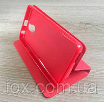 Красная книжка-подставка на магните для Lenovo Vibe P1m