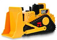 Мини Мувер CAT Бульдозер, 15 см, Toy State (34613)
