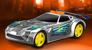 Машина-молния Nerve Hammer, Hot Wheels, меняет цвет, 13 см Toy State (90601)