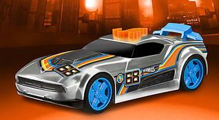 Машина-молния Fast Fish, Hot Wheels, меняет цвет, 13 см Toy State (90602)
