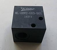 Корпус клапана переливного 08W-2