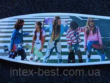 Спортивный скейтборд (MS 0749) с алюминиевой подвеской, фото 3