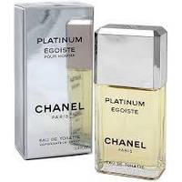 Тестер мужской туалетной воды Chanel Egoiste Platinum