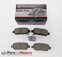 Тормозные колодки задние оригинал Nissan для Nissan Leaf 2010-2017