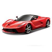 Автомодель - LAFERRARI (в ассортименте красный, белый, 1:24)Bburago18-26001