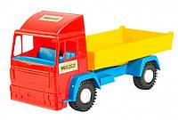 Mini truck - игрушечный грузовик, Wader (39209)
