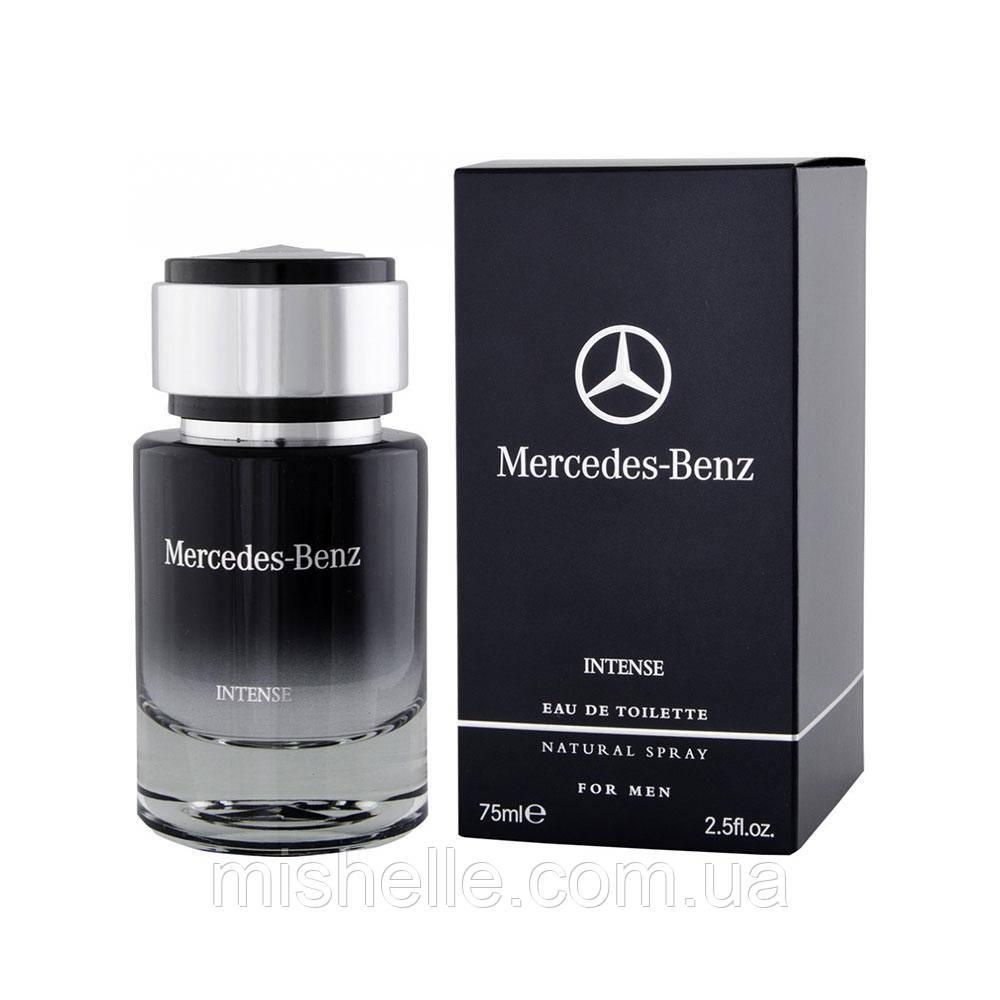 Мужская парфюмированная вода Mercedes-Benz For Men Intense (Мерседес Бенс Интенс)