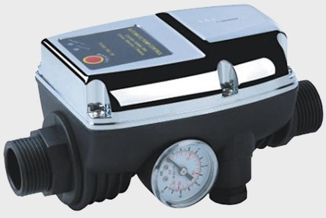 Автоматический контроллер давления SKD-5B (BRIO) Euroaqua, фото 2