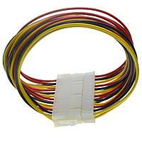 24pin ATX удлинитель 30 см кабель питания для матер плат