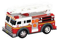 Пожарная машина с лестницей, со светом и звуком 13 см, Серии Road Rippers, Toy State (34514)