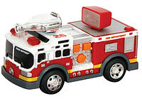 Пожарная машина со светом и звуком 13 см, Серии Road Rippers, Toy State (34513)