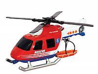 Вертолет со светом и звуком, 30см, Toy State (34565)