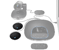 Logitech Expansion Microphone for GROUP camera