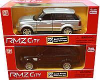 Модель - Range Rover Sport с инерционным механизмом (серебристый) 1:32, Uni-Fortune (554007-1)