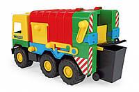 Middle Truck мусоровоз  (желтая кабина), Wader (39224-2)