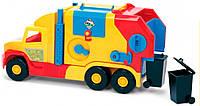 Super Truck мусоровоз, Wader (36580)