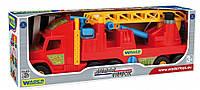 Super Truck пожарная машина. Wader (36570)