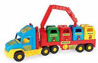 Super Truck, мусоровоз. Wader (36530)