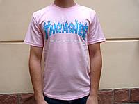 Футболка стильная Thrasher logo | Оригинальная бирка