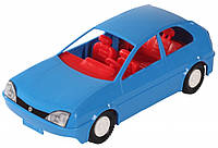 Игрушечная машинка авто-купе синяя, Wader (39001-2)