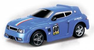Автомодель Покорители скорости серия Go Gears синяя 1:55 Bburago (18-30270-2)