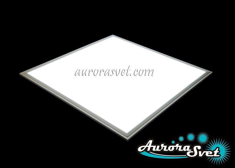 AuroraSvet LED светильник 600х600 36 Вт 5000К. LED панель армстронг. Светодиодная панель армстронг.