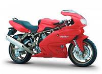 Модель мотоцикла Ducati Supersport 900 красный 1:18 Bburago (18-51030-15)