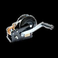 Лебедка двухскоростная max. тяговое усилие 1588 кг, стальной трос Dragon Winch DWK 35 V