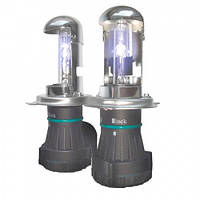 Биксеноновая лампа Infolight H4 H/L 5000K ver.2 35W