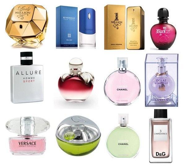 Купить брендовый оригинальный парфюм из оаэ