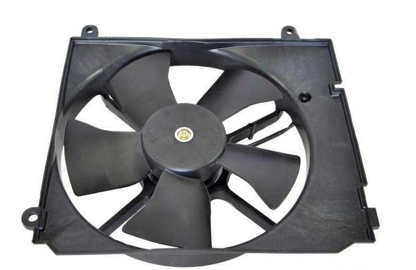 Вентилятор радиатора основной Lanos / Ланос 1,5  в сборе Корея, 96183756