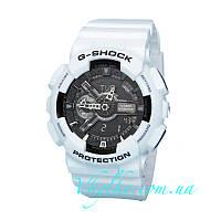 Часы Casio G-Shock GA-110 White&Black AAA