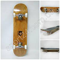 Скейтборд Canadian Maple (Канадский клен 8-слойная дека) для подростков и взрослых