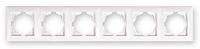 Gunsan Visage Рамка 6-я белая