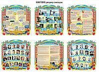 """Патріотичні стенди для школи """"Факти про Україну"""""""
