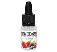 Ароматизатор для электронных сигарет TPA Berry Mix (ягодный микс), 10 мл