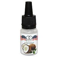 Ароматизатор для электронных сигарет TPA Coconut (кокос), 10 мл
