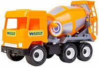 Бетономешалка Middle Truck City, Wader (39311)