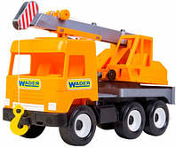Кран Middle Truck City, Wader (39313)