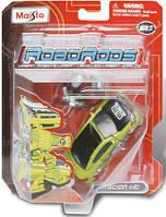Автотрансформеры Робот-Автомобиль (в ассорт 6 видов х 2 цвета) MAISTO (15020)