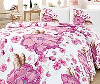 Семейное постельное белье First choice ранфорс Acra Турция