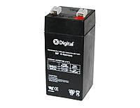 Батарея для ИБП 4В 4Ач X-Digital SP 4-4 (SW12400), 48х48х100