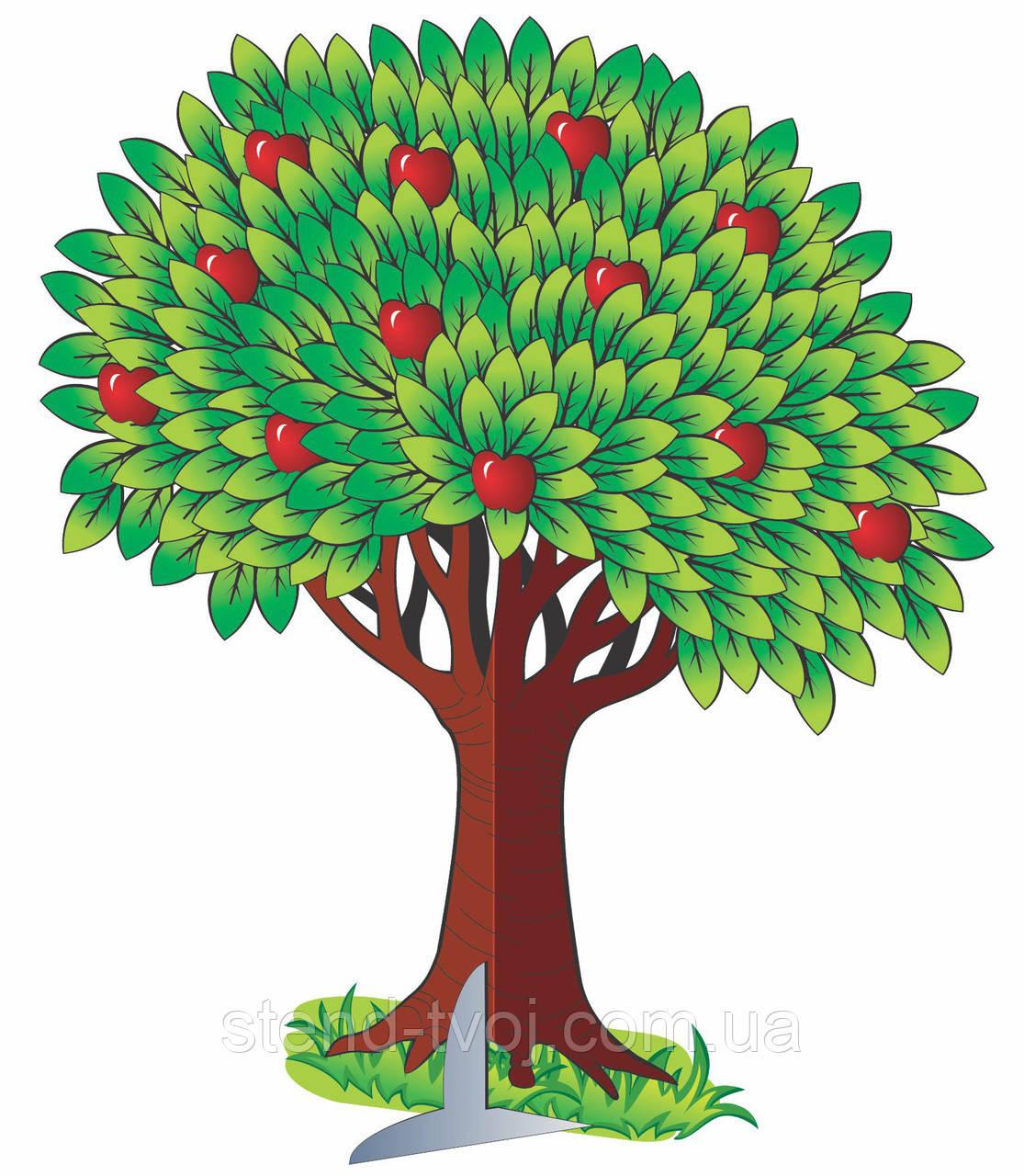 """Купить Декорация """"Дерево с яблоками"""" недорого в Украине ..."""