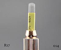 Магнем R17. иглы для микроблейдинга