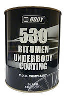 Антикоррозионное покрытие А-530, черное, HB Body,  5кг.