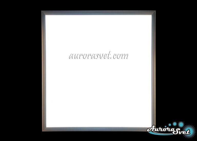 AuroraSvet LED светильник 600х600 40 Вт 5000К. LED панель армстронг. Светодиодная панель армстронг.