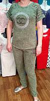 Турецкий костюм Chanel Большие Размеры